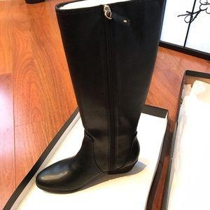 Dr Scholls Leather boots size 7 1/2 M